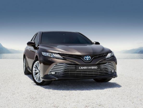 Nowe wcielenie Toyoty Camry.