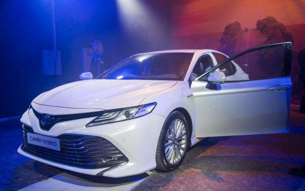 Toyota Walder zaprasza na jazdy testowe najnowszą generacją modelu Camry.