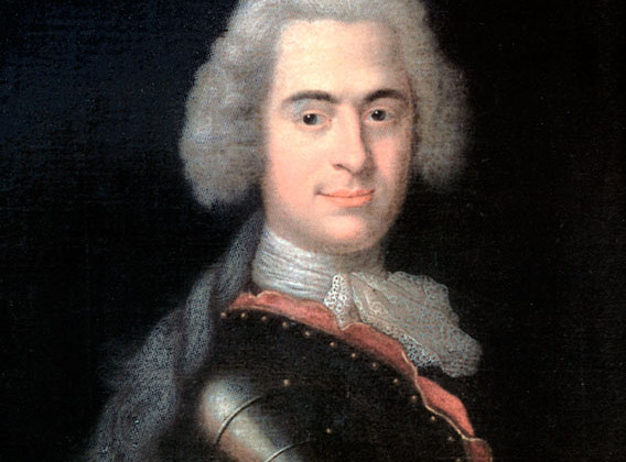 Louis Robert Hippolyte de Bréhan hrabia de Plélo, francuski dyplomata i pułkownik wojsk francuskich. Był francuskim ambasadorem w Kopenhadze w latach 1729-1734. Zginął 27 maja 173 r. przy Twierdzy Wisłoujście.