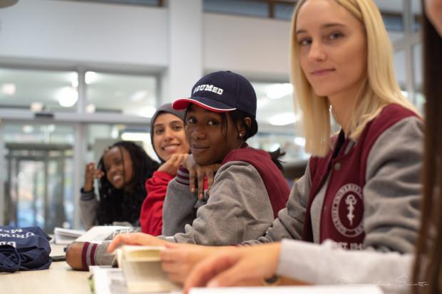 GUMed jest obecnie najbardziej międzynarodową uczelnią na Pomorzu.