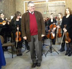 ...oraz dyrygent i dyrektor orkiestry PFB Kai Bumann są wśród laureatów gdańskich nagród.
