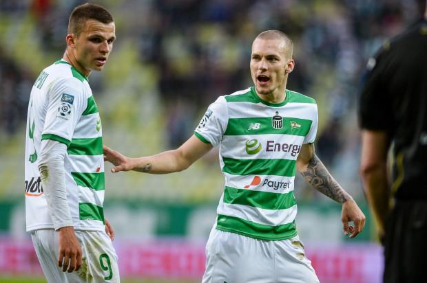 Lukas Haraslin ze względu na uraz przed rundą wiosenną, nie błyszczał w Lechii tak jak jesienią. W nowym sezonie znów może być jednak czołowym piłkarzem biało-zielonych, o ile nie zmieni klubu.