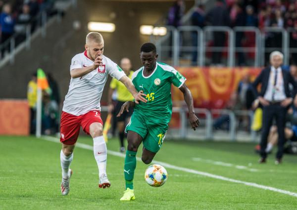 Reprezentacja Polski z Tomaszem Makowskim w składzie awansowała do 1/8 mistrzostw świata do lat 20.