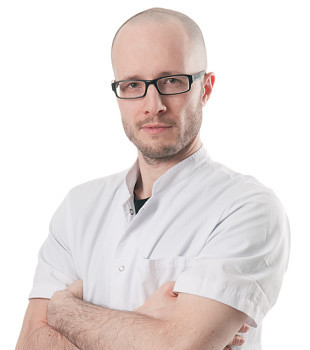 Lek. med. Michał Jung, urolog