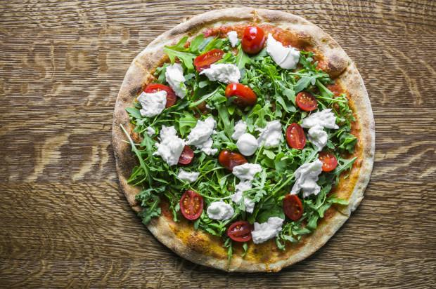 Pizza Bufalina.