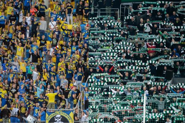 Wyniki Arki i Lechii odbiły się na frekwencji. W Gdyni przychodziło na mecz średnio o 1000 widzów mniej niż w poprzednim sezonie, a w Gdańsku średnio o 4000 więcej.