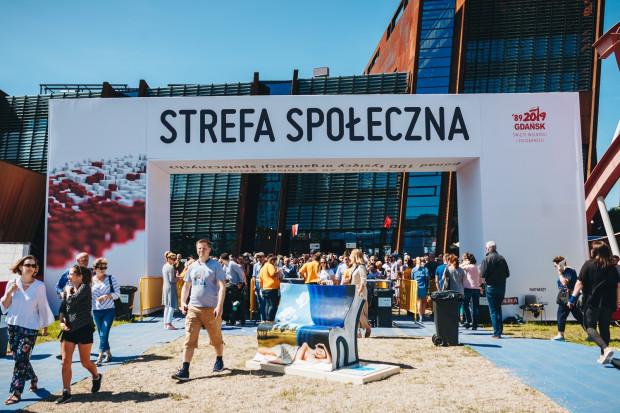 Święto Wolności i Solidarności w Gdańsku.