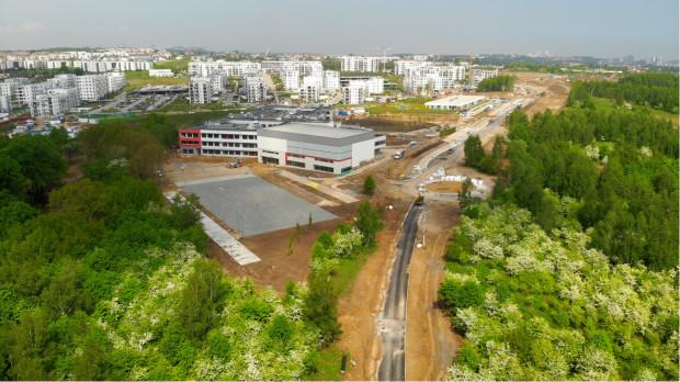 Na Jasieniu powstaje nowoczesne centrum edukacyjne.