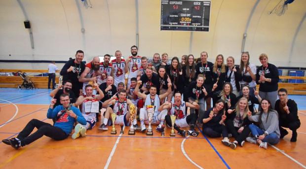 Zdobycie złotych medali przez koszykarki i koszykarze Politechniki Gdańskiej na akademickich mistrzostwach Polski było jednym z kilku sukcesów sekcji sportowej uczelni.
