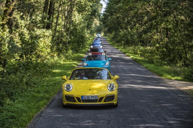 Przed nami siódma edycja parady Porsche.