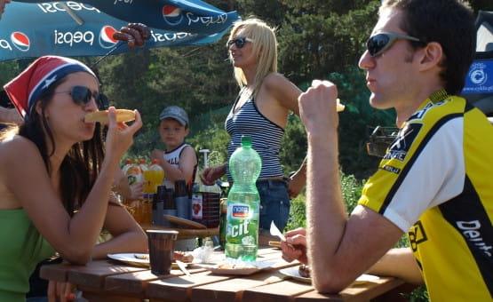 Piknik Rowerowy, zorganizowany przez Grupę Rowerową 3miasto i Gdańską Ekipę Rowerową, przyciągnął w tym roku 136 uczestników.