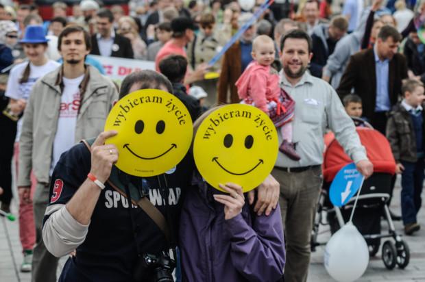 Marsz dla życia i rodziny w niedzielę przejdzie ulicami nie tylko Gdańska, ale też ponad stu innych miast w Polsce.