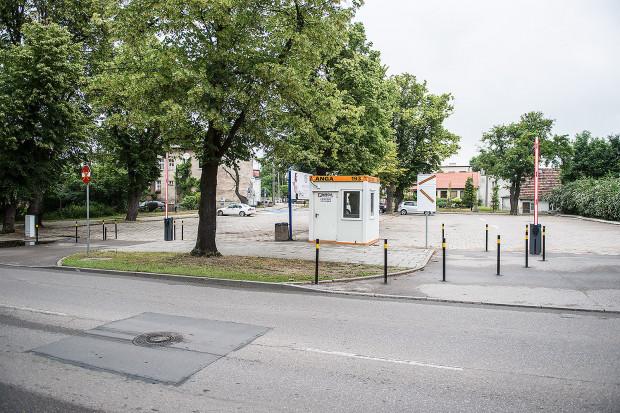 Parking przy Kaplicznej w Jelitkowie