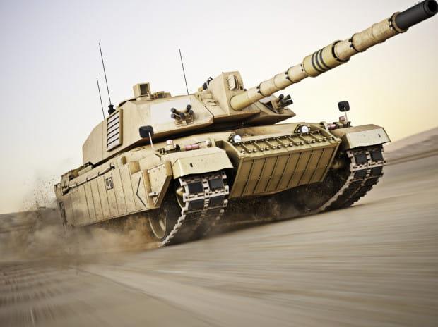 """A może coś w klimacie """"World of Tanks""""? Przejazdy czołgiem oferuje Muzeum Techniki Wojskowej GRYF w Dąbrówce."""