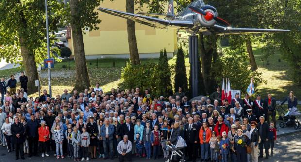 W ostatnim czasie, dzięki budżetowi obywatelskiemu udało się wyremontować m.in. samolot na Babich Dołach.