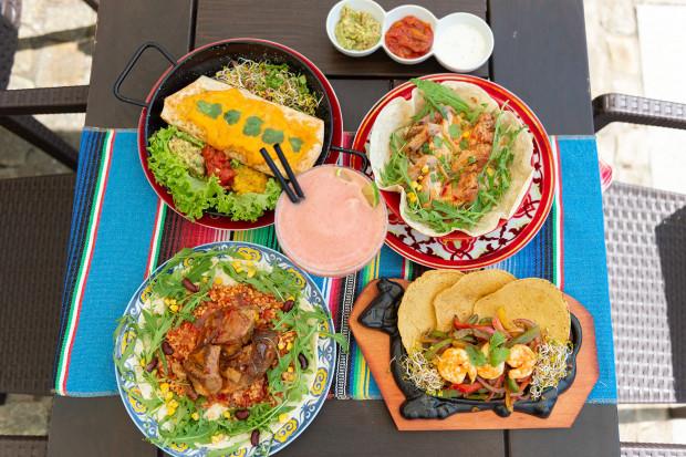 Tako na Garnizonie to gdański oddział meksykańskiej restauracji, która od kilku lat działa w Gdyni.