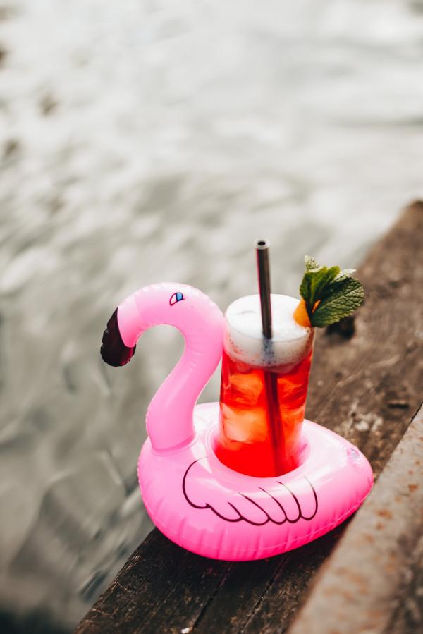 Koktajl El Flamingo