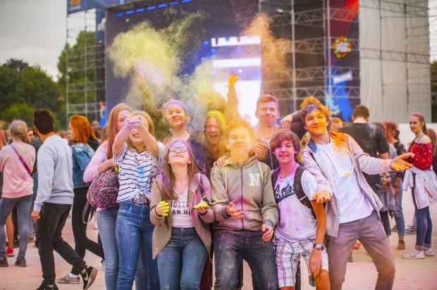 Na Placu Zebrań Ludowych odbędzie się kolejny Festiwal Kolorów Nocy Świętojańskiej.