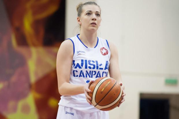 Klaudia Niedźwiedzka ostatnie dwa sezony spędziła w Wiśle Can-Pack Kraków.