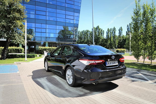 Camry w ofercie Toyoty zastąpiło model Avensis.