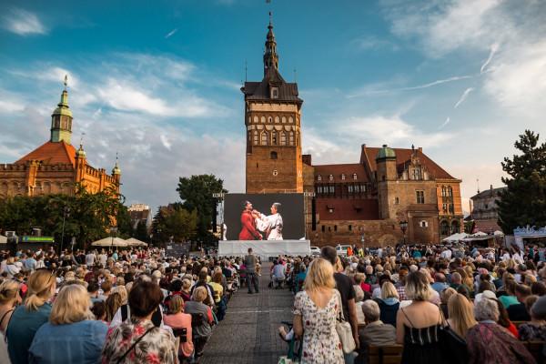 Po raz kolejny będziemy mieli okazję obejrzeć operę na Targu Węglowym.