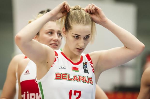Maryja Papowa to już 6. koszykarka pozyskana przez Arkę Gdynia na nowy sezon.
