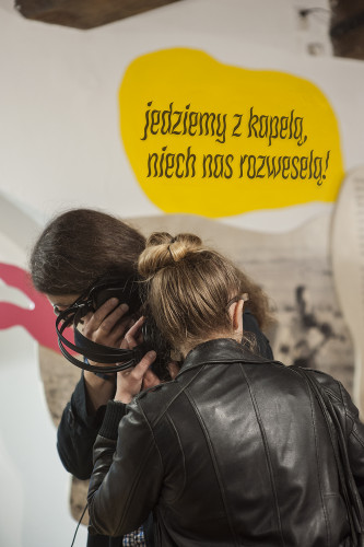 """Wernisaż wystawy """"Dźwięki pierwotne"""" Oddział Etnografii Muzeum Narodowe w Gdańsku."""