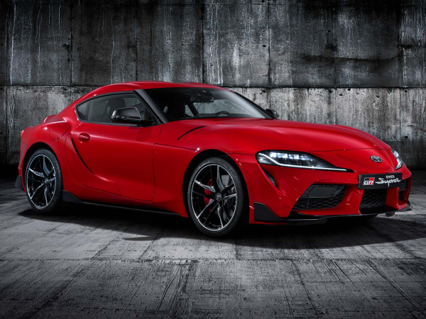 Nowa Toyota Supra