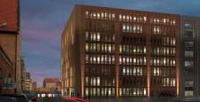 Biurowiec będzie liczyć 8 kondygnacji i 9,5 tys. m kw. powierzchni biurowej.
