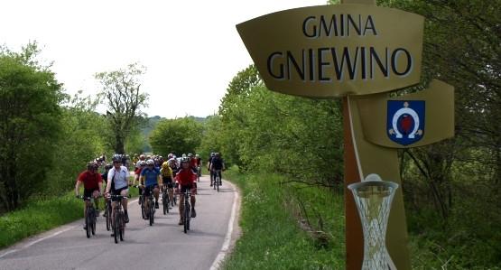 Planowany, rowerowy Szlak Południowy połączy 3 gminy: Gniewino, Choczewo i Linię
