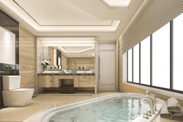 Hotele coraz częściej oferują gościom zestaw kosmetyków w luksusowym wydaniu.