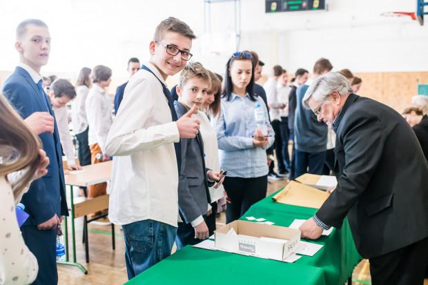 Egzamin ósmoklasisty w Szkole Podstawowej nr 47