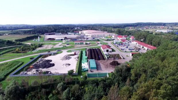 Zakład Utylizacyjny w Szadółkach jest jedną z trzech spółek zajmujących się w mieście kwestiami odpadów.