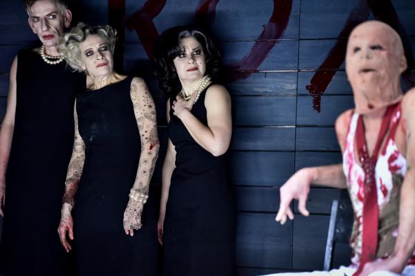 """Jedną z największych gwiazd Festiwalu Szekspirowskiego jest """"Rzym"""" niemieckiego Deutsches Theater z Berlina."""