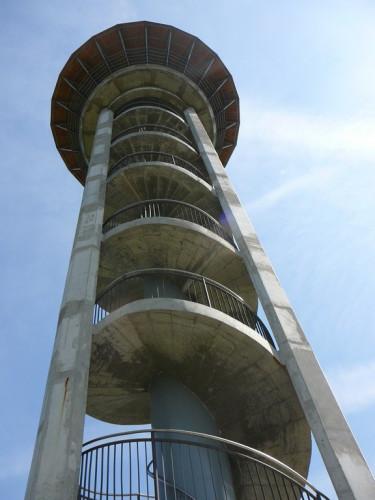Wieża widokowa - Kolibki.