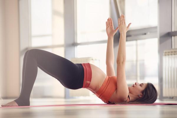 Jeśli nie ma przeciwwskazań lekarskich, aktywność fizyczna w trakcie ciąży jest wręcz wskazana.