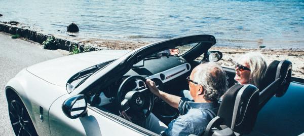 Auto Potop to rejs dla miłośników klasycznych aut, ale wziąć w nim mogą udział wszyscy miłośnicy motoryzacji.