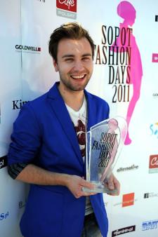Zwycięzca Fresh Look - Jacek Kłosiński.