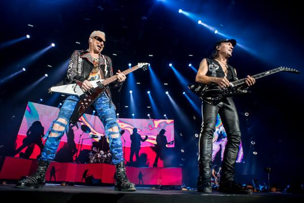 Do Polski powraca grupa Scorpions. Koncert odbędzie się w Ergo Arenie.