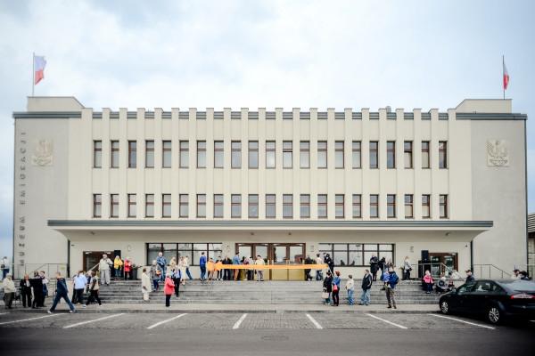 Muzeum Emigracji 16.05.2015 Uroczyste otwarcie muzeum