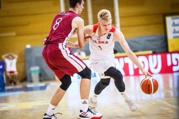 Łukasz Kolenda był liderem reprezentacji Polski koszykarzy do lat 20 na mistrzostwach Europy. Niestety, biało-czerwonym nie udało się utrzymać w dywizji A.