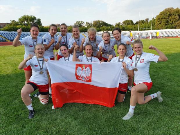 Reprezentacja Polski rugbistek w Charkowie po raz pierwszy w historii turniejów Grand Prix Series zajęła 3. miejsce.