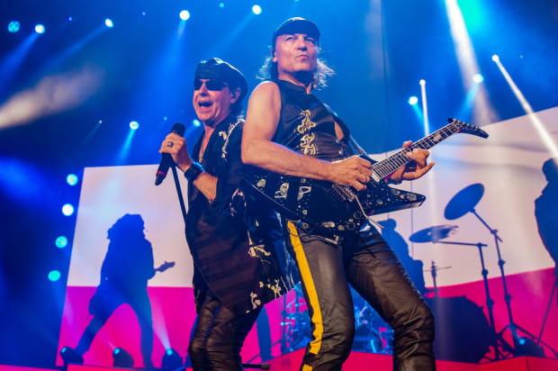 Scorpions przygotowali set, który składał się z niemal samych przebojów.