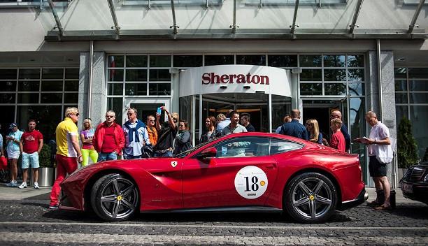 27 lipca do Sopotu przyjedzie blisko 30 Ferrari.