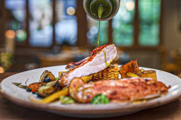 Kuchnia w Jakubiak w Sopocie to połączenie polskich smaków regionalnych z nowoczesnymi inspiracjami.