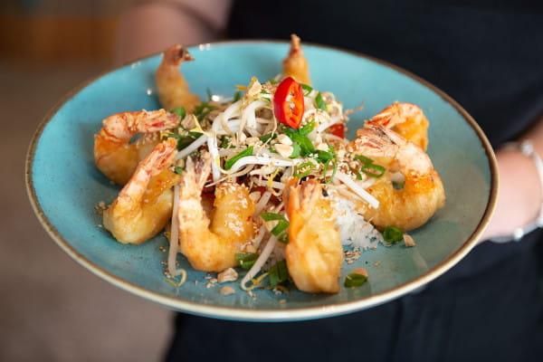 W Shrimp House zjemy krewetki na kilkanaście sposobów.