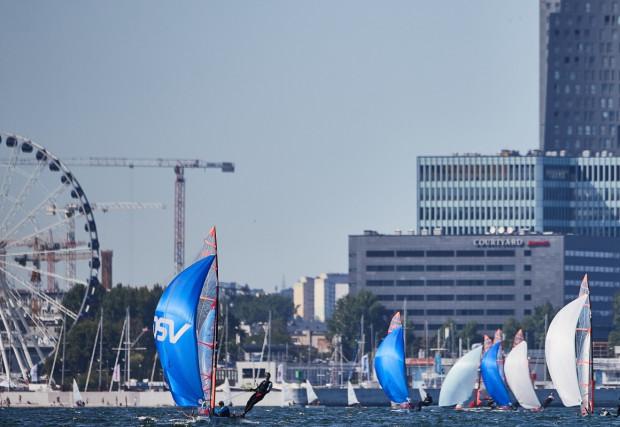 Volvo Gdynia Sailing Days 2019 trwać będzie do 3 sierpnia.