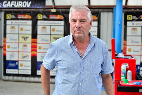 Tadeusz Zdunek, prezes klubu nie ma wątpliwości, że obecny sezon trzeba spisać na straty.