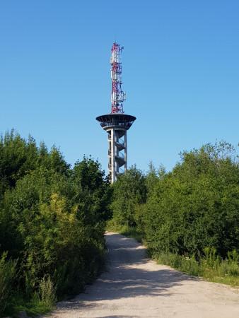Wieża telekomunikacyjna w Kolibkach