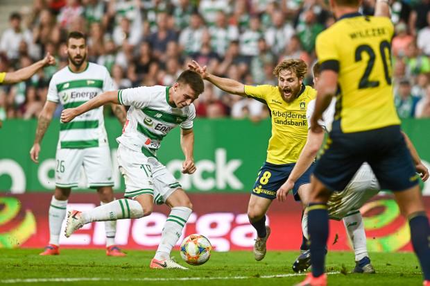 Karol Fila w meczu Lechia Gdańsk - Broendby IF 25 lipca 2019 roku należał do jednym z najlepszych piłkarzy na boisku. Zaliczył asystę przy zwycięskim golu.